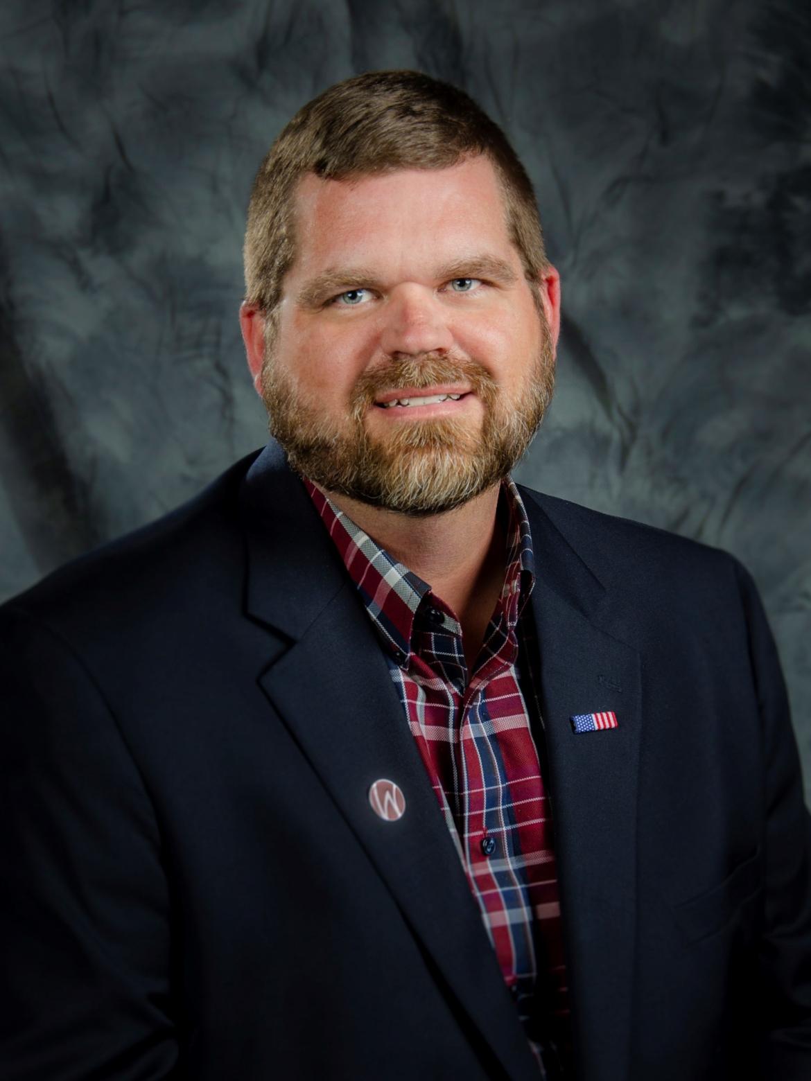 Administrator Matthew Clark