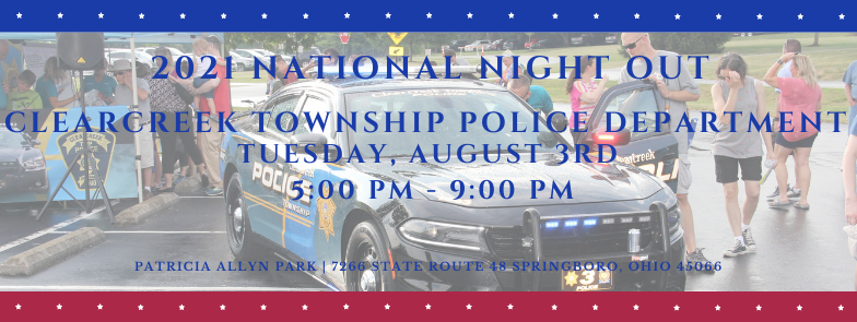 National Night Out 8/3/21