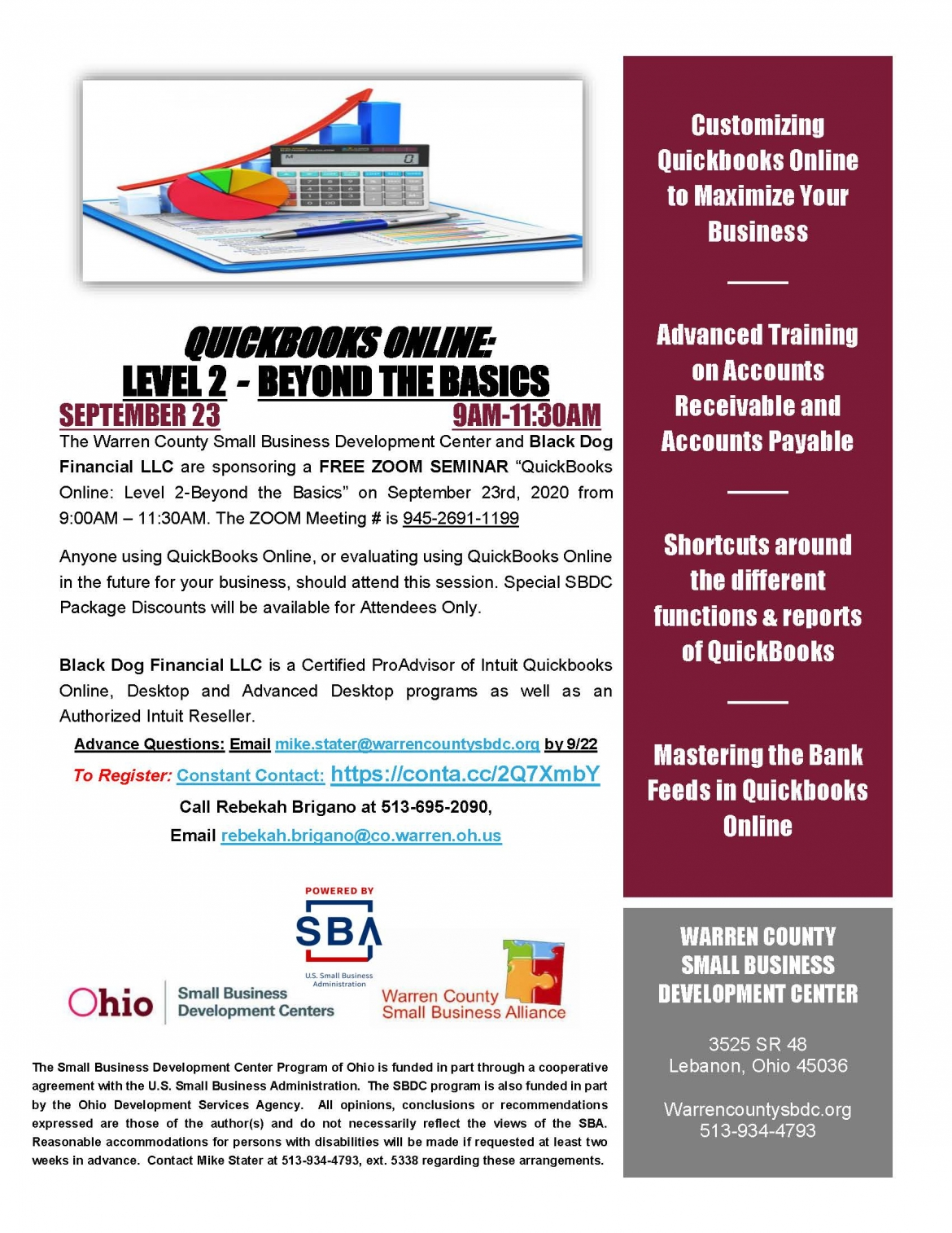 Quickbooks_Beyond the Basics_ Sept 23_ 2020_WCSBDC